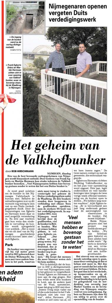 Telegraaf 09-2014